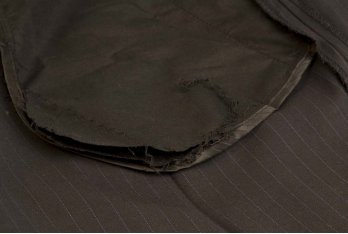 Repair trouser pocket