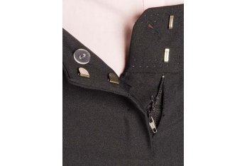 Replacement zip for women's trousers
