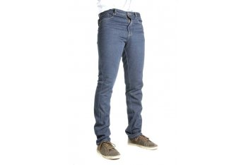 Leg taper for men's jeans