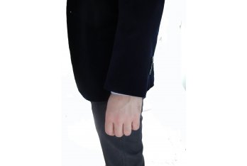 Shorten sleeves on a Suit Jacket