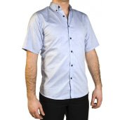 Shortening men's shirt sleeves